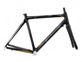 Rahmen SPEED PRO black glossy