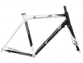 Rahmen SPEED PRO white glossy